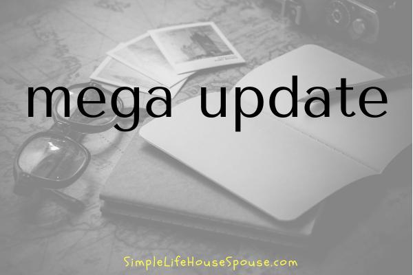 mega update