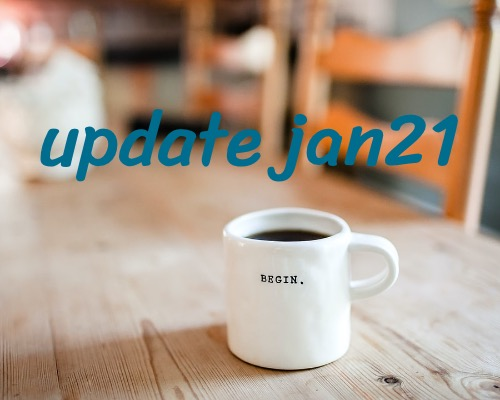 update – jan21